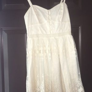 American Eagle Outfitters lace dress
